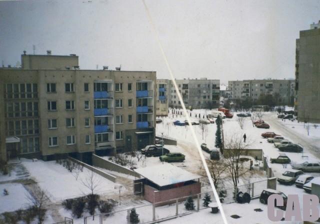 Bemowo Lotnisko - DoEmeryta Wojskowego 1996 r.