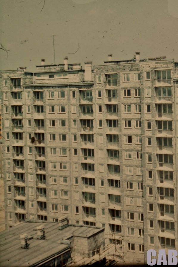 Jelonki - budowa bloku przy Czumy 12