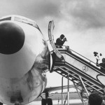 Lotnisko Babice - wizyta Nixona w 1959 (4)