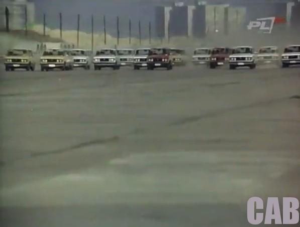 Lotnisko Babice - Grand Prix FSO 1977 (1)