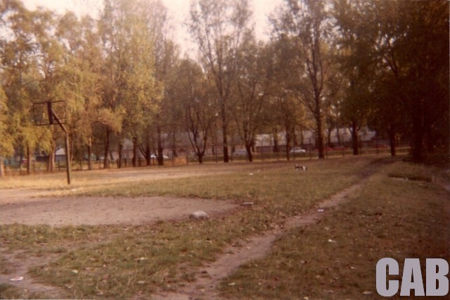 Górce - ul. Budy