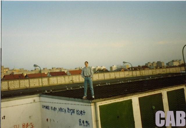Bemowo Lotnisko-ul. Himalajska 1994 r.