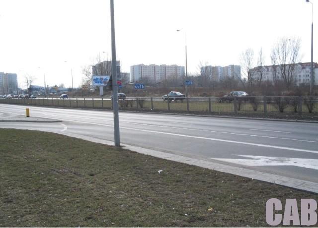 ul. Powstańców Śląskich w 2004
