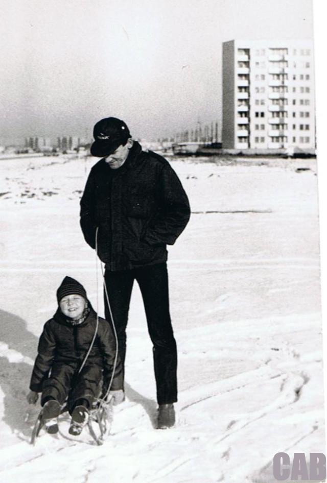 Bemowo Lotnisko 1982