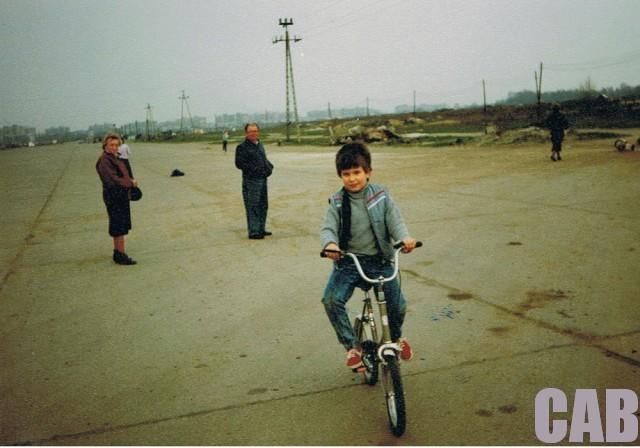ul. Powstańców Śląskich 1991