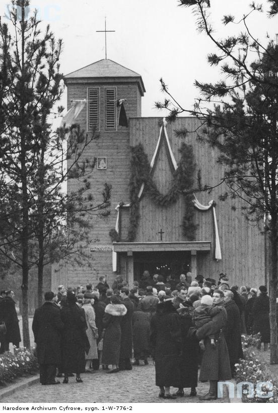 Kościół garnizonowy na Boernerowie