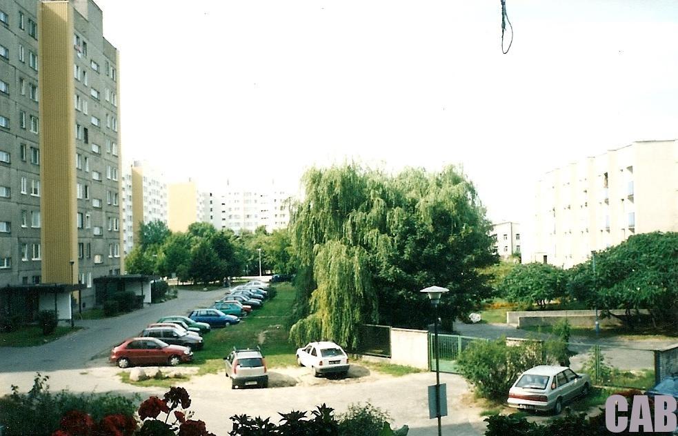 ul. Pirenejska - podwórko