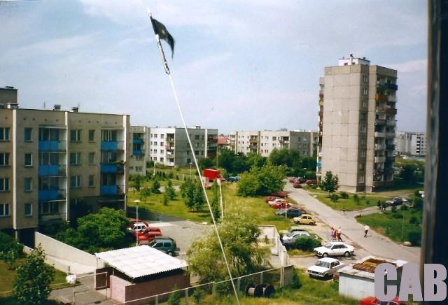 ul. Pirenejska 1995