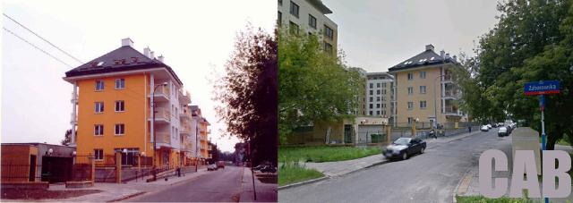 Górce-ul.Kluczborska 2000/2012