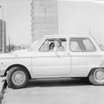 Parking przy ul. Siemiatyckiej
