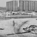 bloki przy ul. Kaden-Bandrowskiego w budowie
