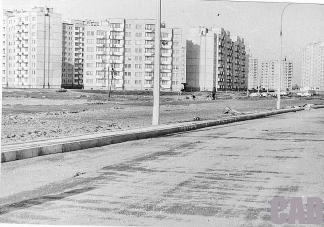 Bołtucia od ul. Wrocławskiej 1983 r.