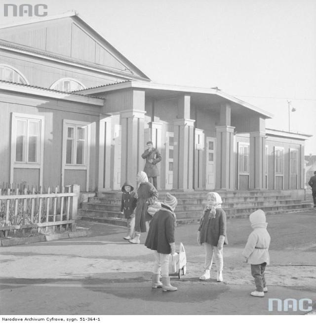 Osiedle Przyjaźń, 1961 r.