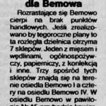 Tygodnik Stolica - sklepy na Bemowie
