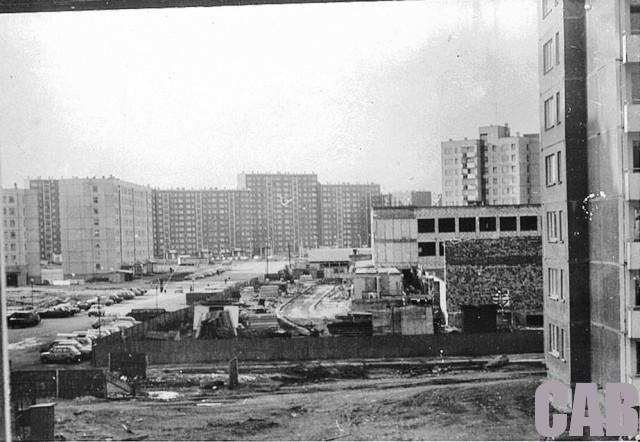 Szkoła podstawowa nr 321 w 1983 r.