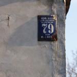 ul. Centralna, wieś Chrzanów