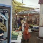 bazar przy Hali Wola