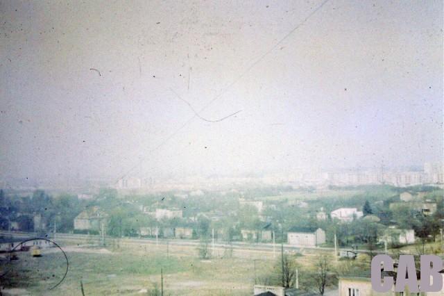 Widok z Anieli Krzywoń