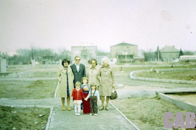 Anieli Krzywoń - podwórko