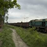 Górce - linia kolejowa