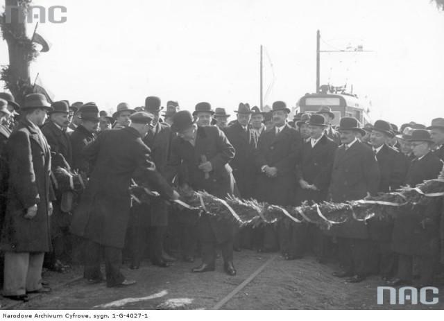 Otwarcie linii tramwajowej na Boernerowo