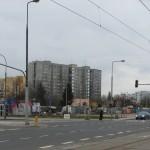 Skrzyżowanie Powstańców / Człuchowska