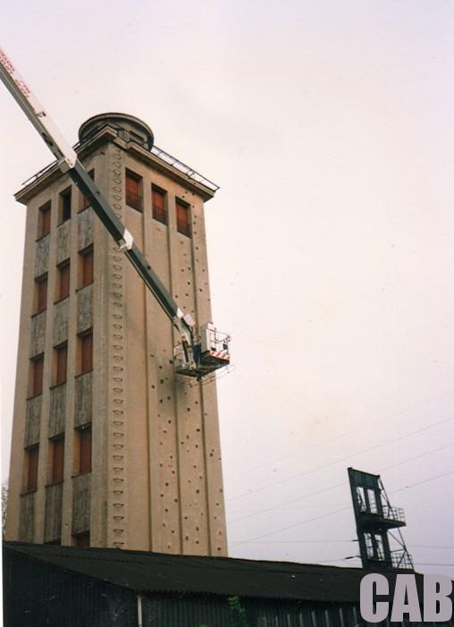 Ścianka wspinaczkowa Powstańców Śląskich