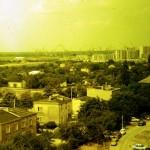 Widok z bloku Anieli Krzywoń 6