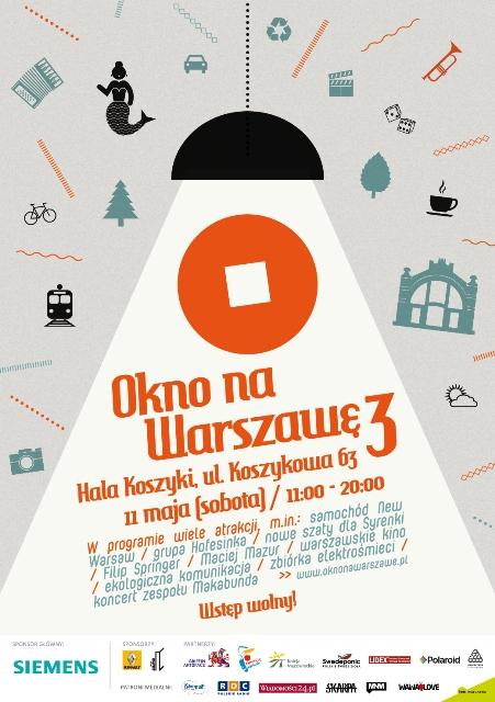 3. edycja Okno na Warszawę