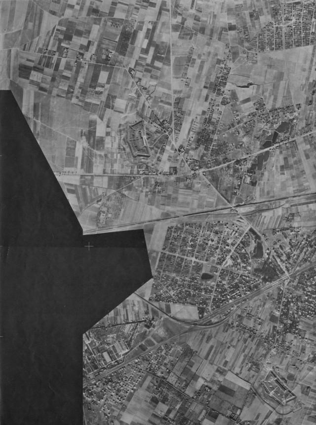 Fotoplan Warszawy 1939