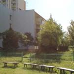 Czumy / Kossutha plac zabaw
