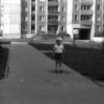 Podwórko przy ul. Czumy/Kossutha