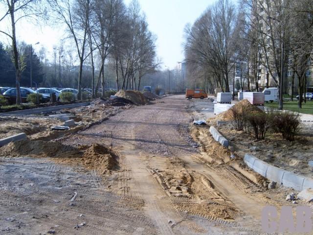 2005-04-17 1508 Jelonki remont AK