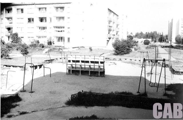 plac zabaw przy Czumy