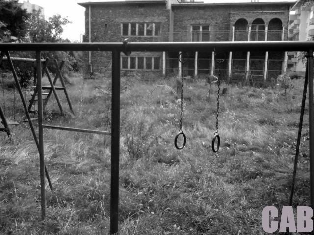 Stare przedszkole na Górcach