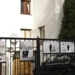 Wystawa przy ul. Krzysztofa Arciszewskiego