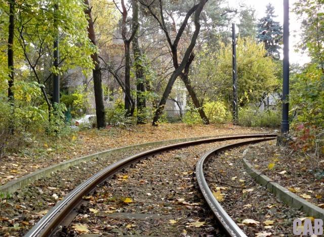Pętla linii 20 przy ul. Kaliskiego (2)