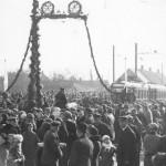 Otwarcie linii tramwajowej na Boernerowo (2)