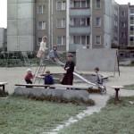 Plac zabaw Czumy / Kossutha