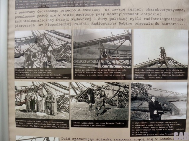 Wystawa w Starych Babicach – uruchomienie radiostacji Babice (2)