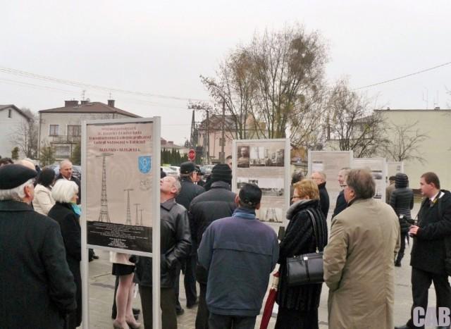 Wystawa w Starych Babicach - uruchomienie radiostacji Babice