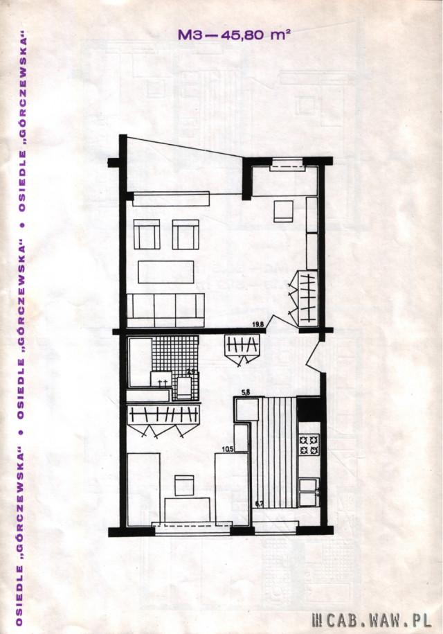 Folder informacyjny osiedla Górczewska (str 5)