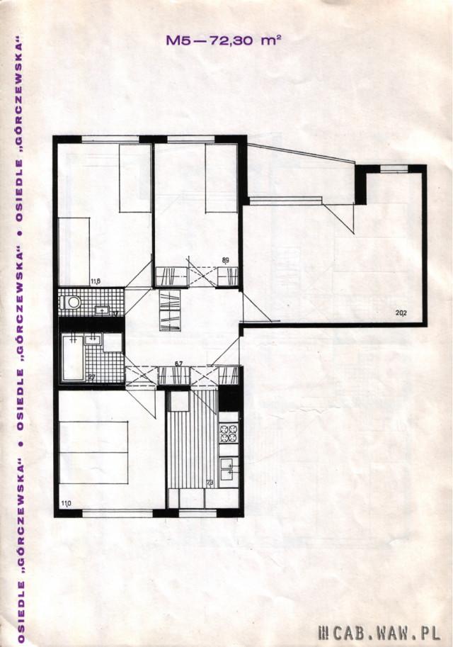 Folder informacyjny osiedla Górczewska (str8)