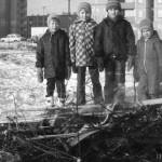 Osiedle Górczewska zimą
