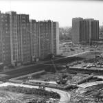 Budowa pawilonów handlowych przy ul. Wyki