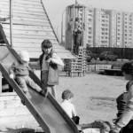 Drewniany plac zabaw przy ul. Czumy (2)