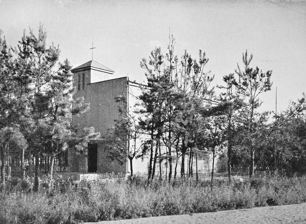 Kaplica wojskowa pod wezwaniem Matki Bożej