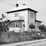 Dom przy ul. P.O.W. (obecnie - ul. Sobczaka)
