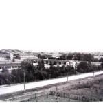 Ul. Kaliskiego w latach 50.