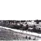 Tory linii tramwajowej 20 - lata 50.